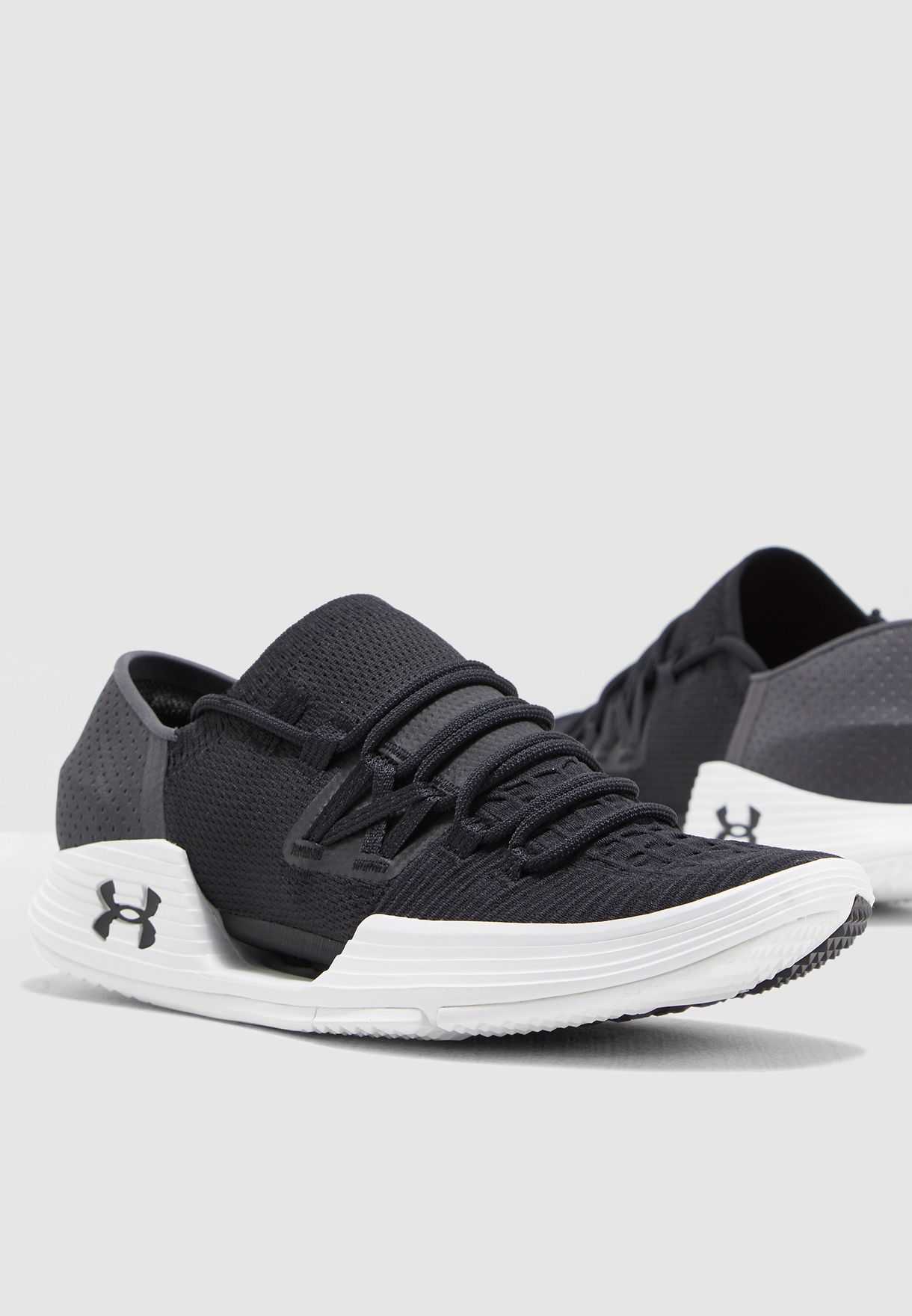 24add505bb5 Shop Under Armour black Speedform AMP 3.0 3020541-004 for Men in UAE ...