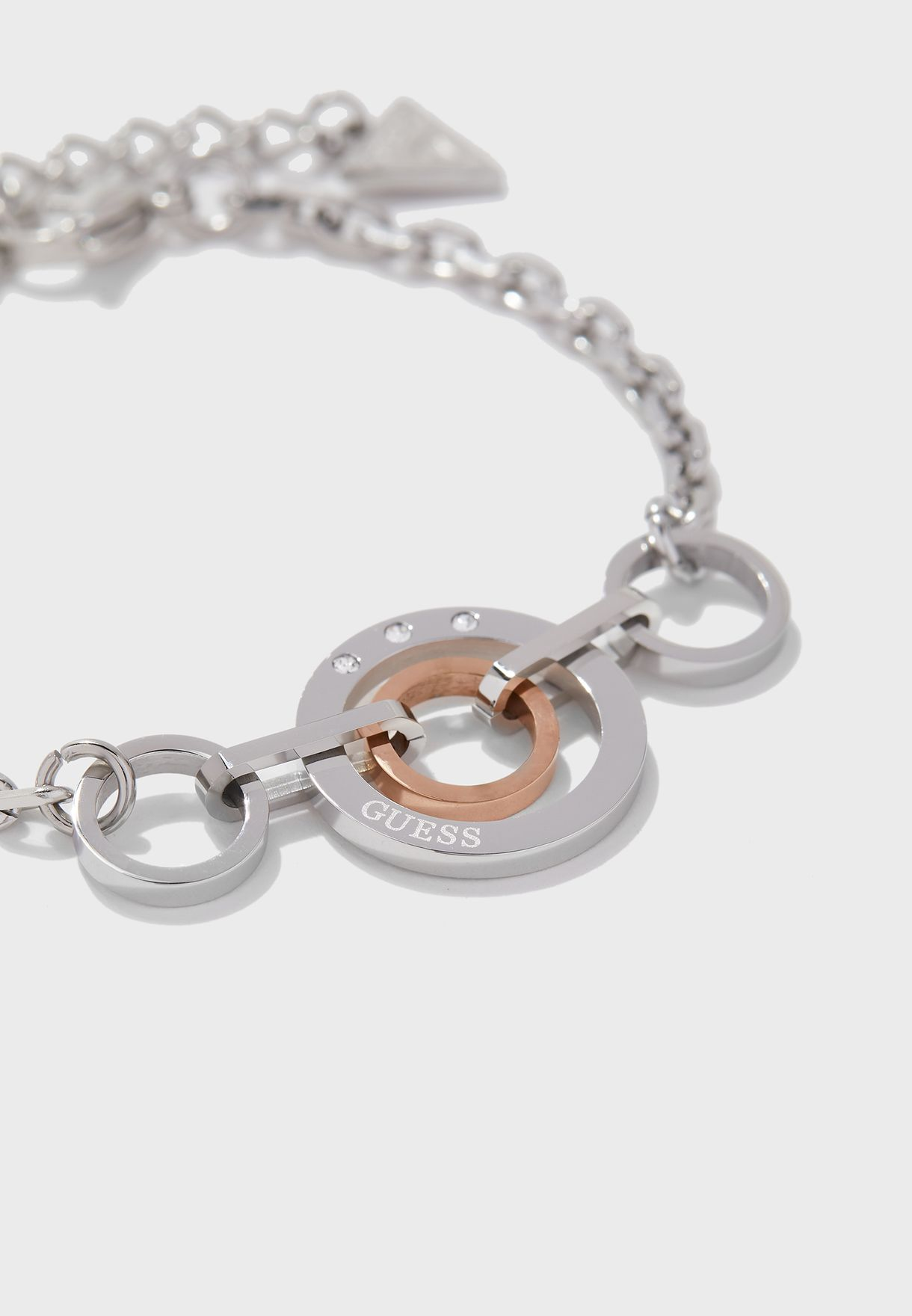 Chain Circles Bracelet