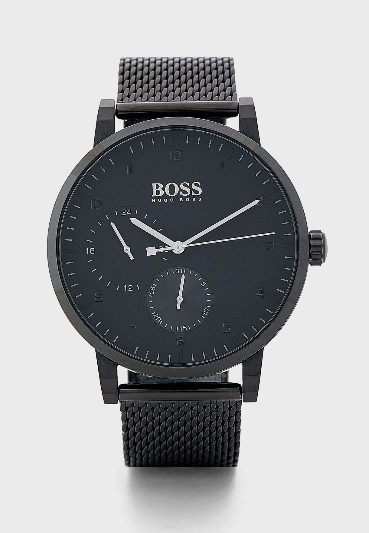 Bezel Allow Element Analog Watch
