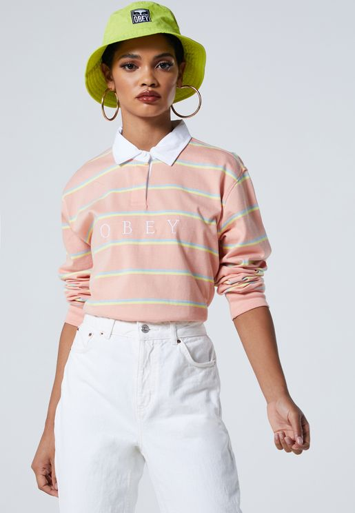 Noble Cropped Polo