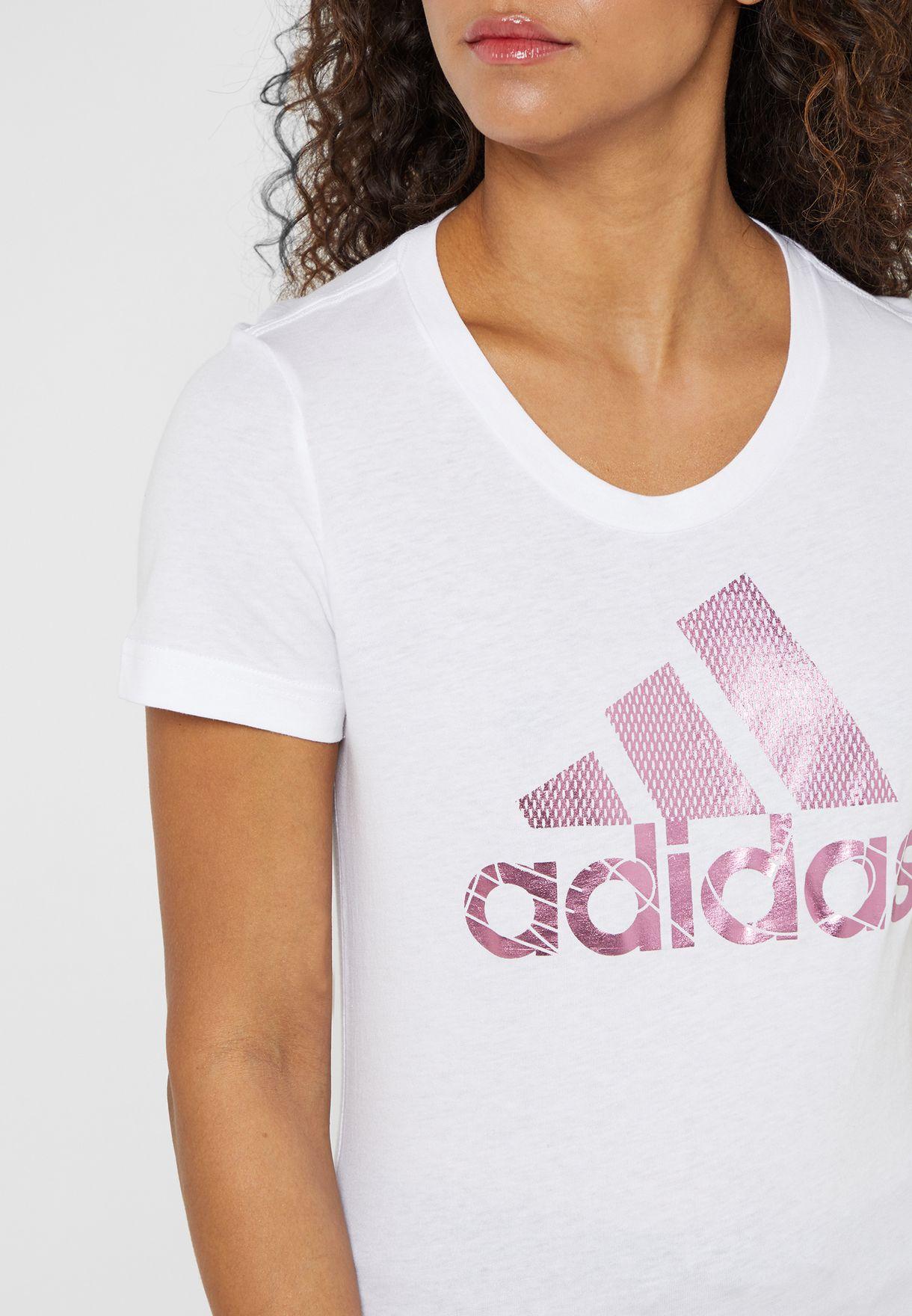 Badge of Sport Foil T-Shirt