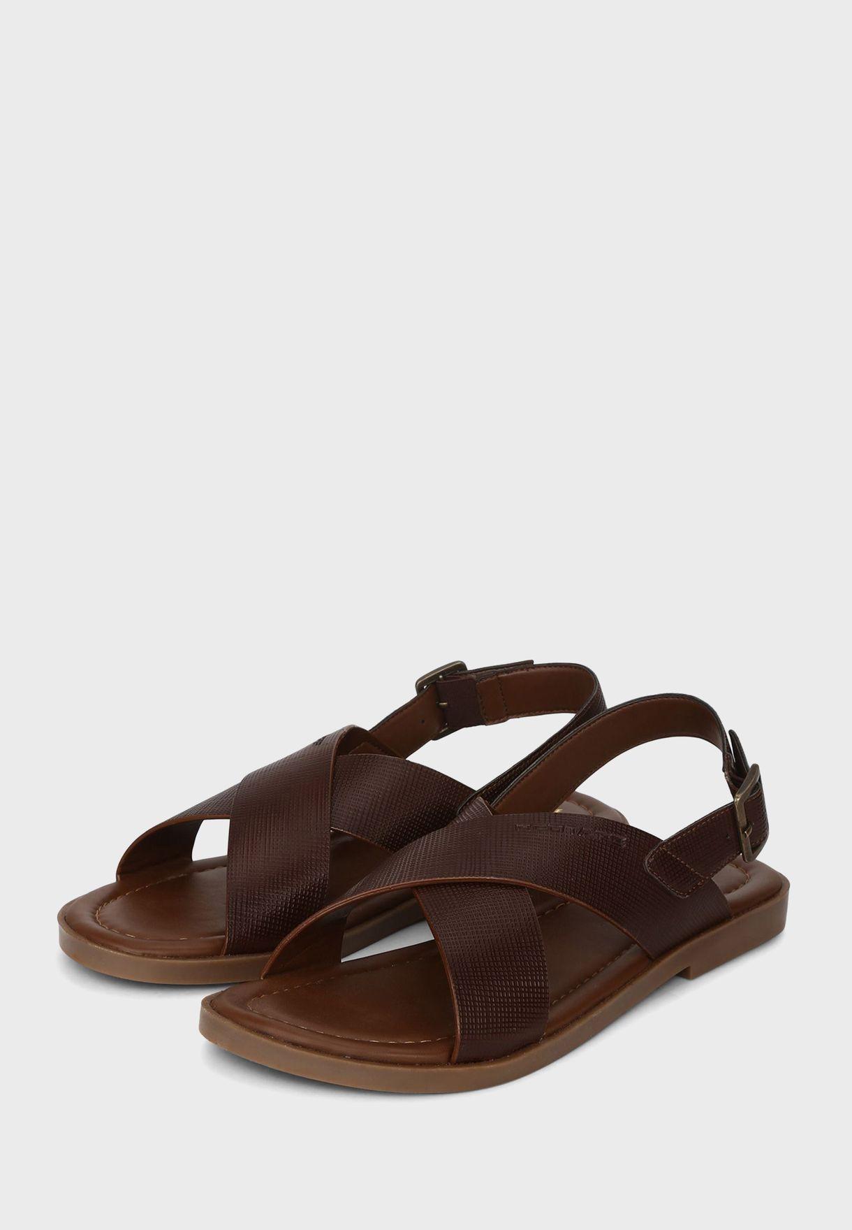 Casual Slingback Sandal