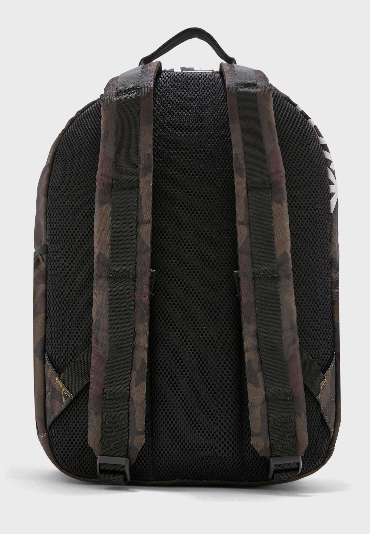 Scholar Camo Backpack