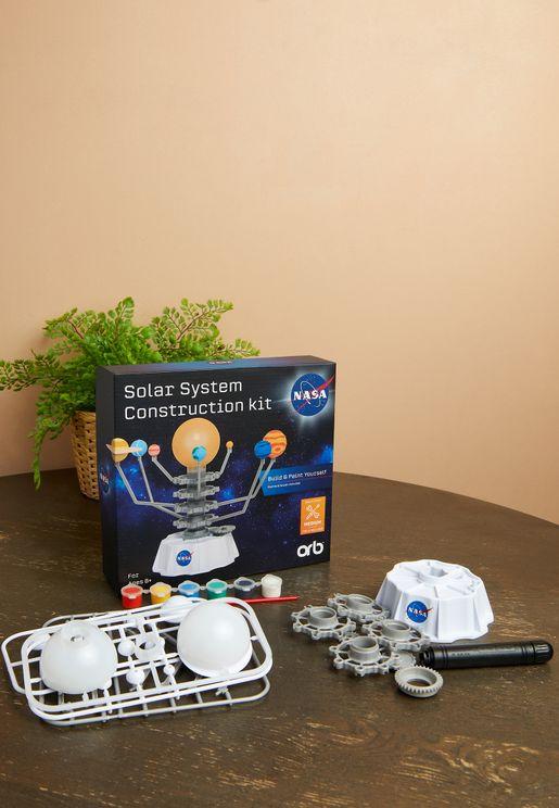 مجموعة بناء النظام الشمسي