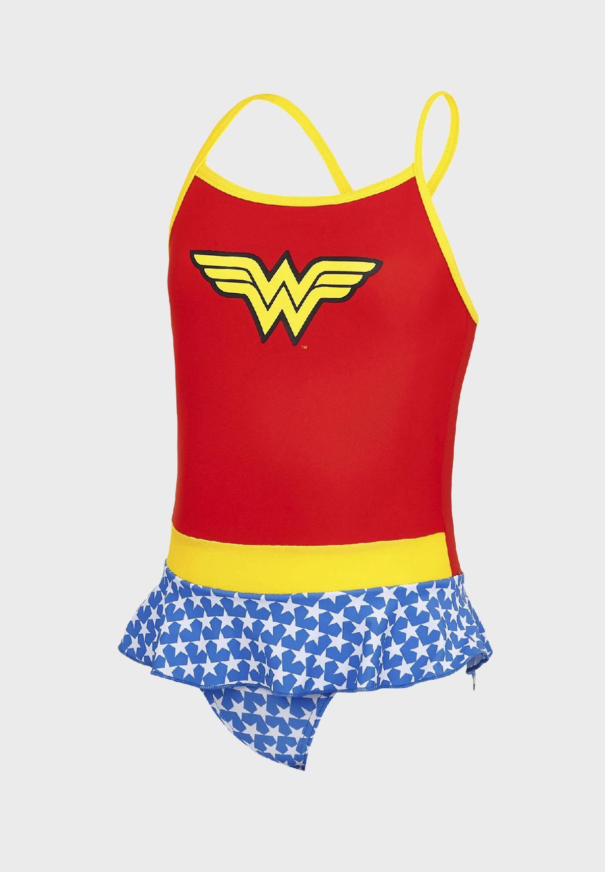 Wonder Woman Swimsuit