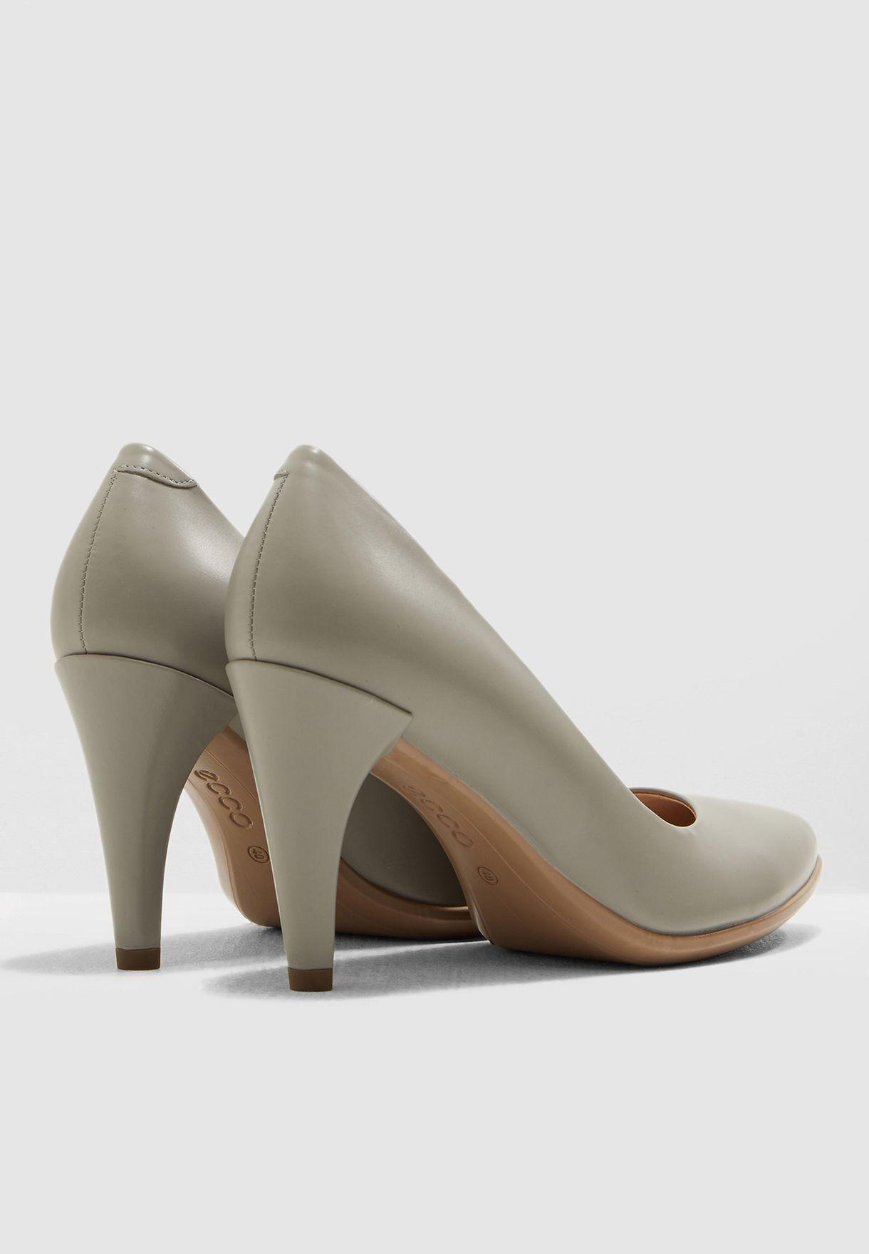 Casual Low Heel Pump
