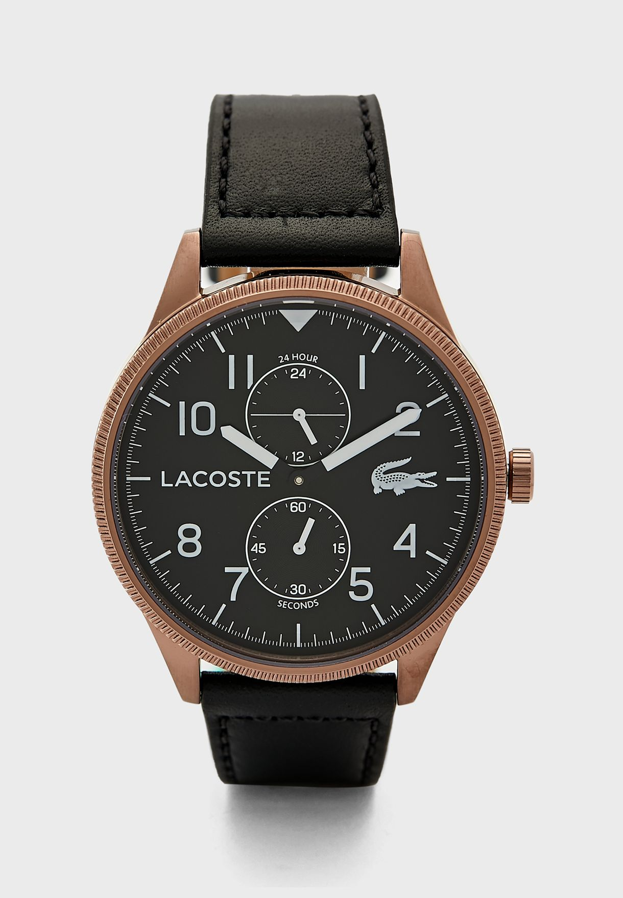 Round  Analog Watch