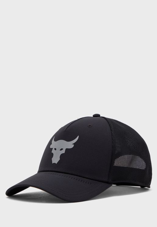 Project Rock Trucker Cap