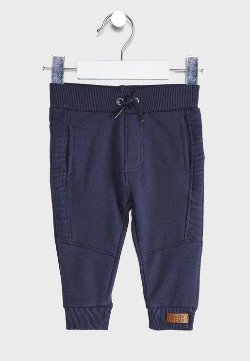 Kids Knot Detail Sweatpants