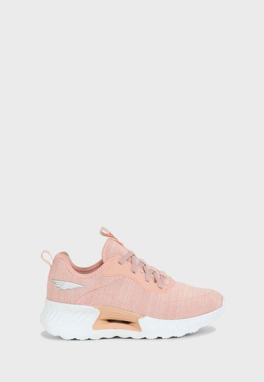 Mesh Low Top Sneakers
