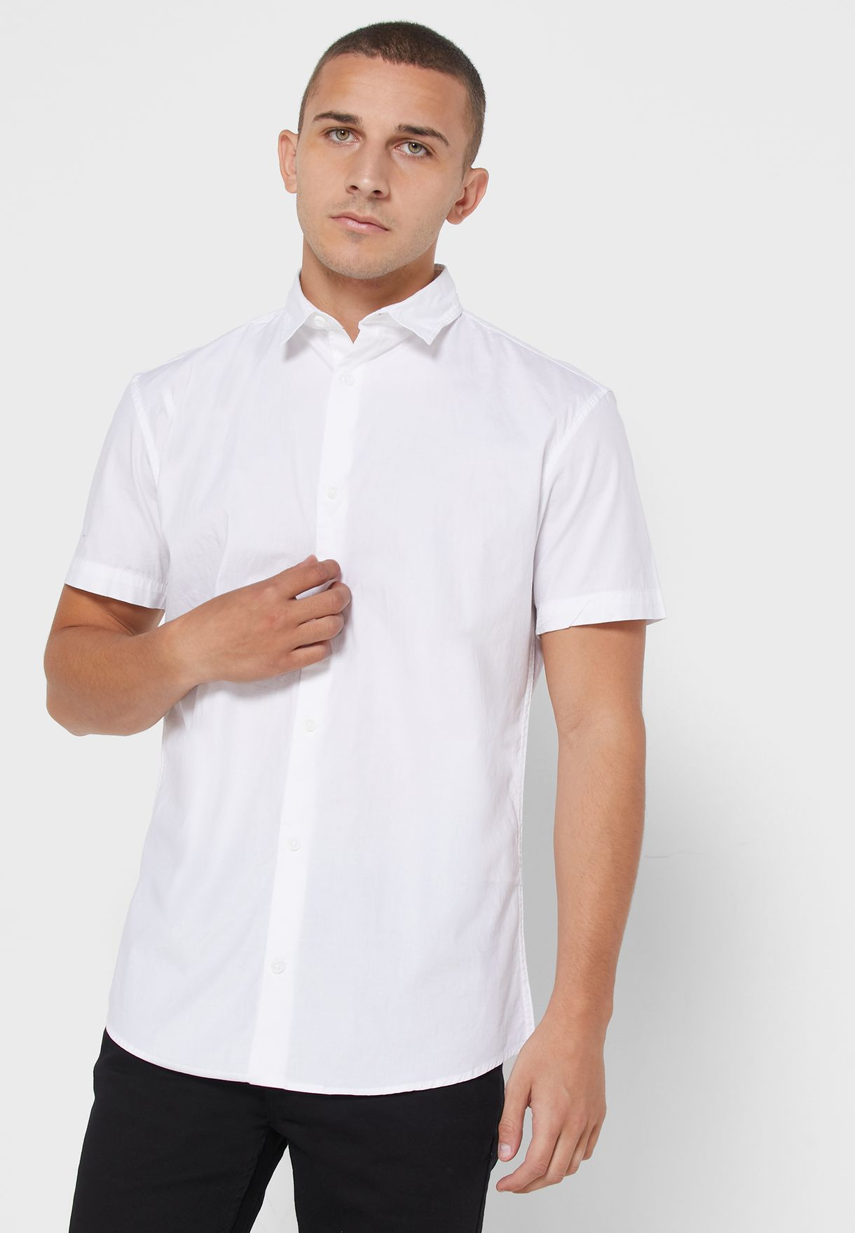 Sharif Slim Fit Shirt