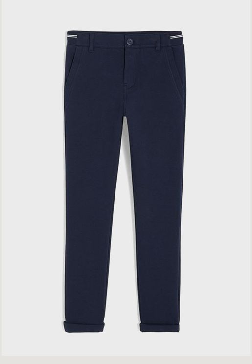 Kids Slim Trousers
