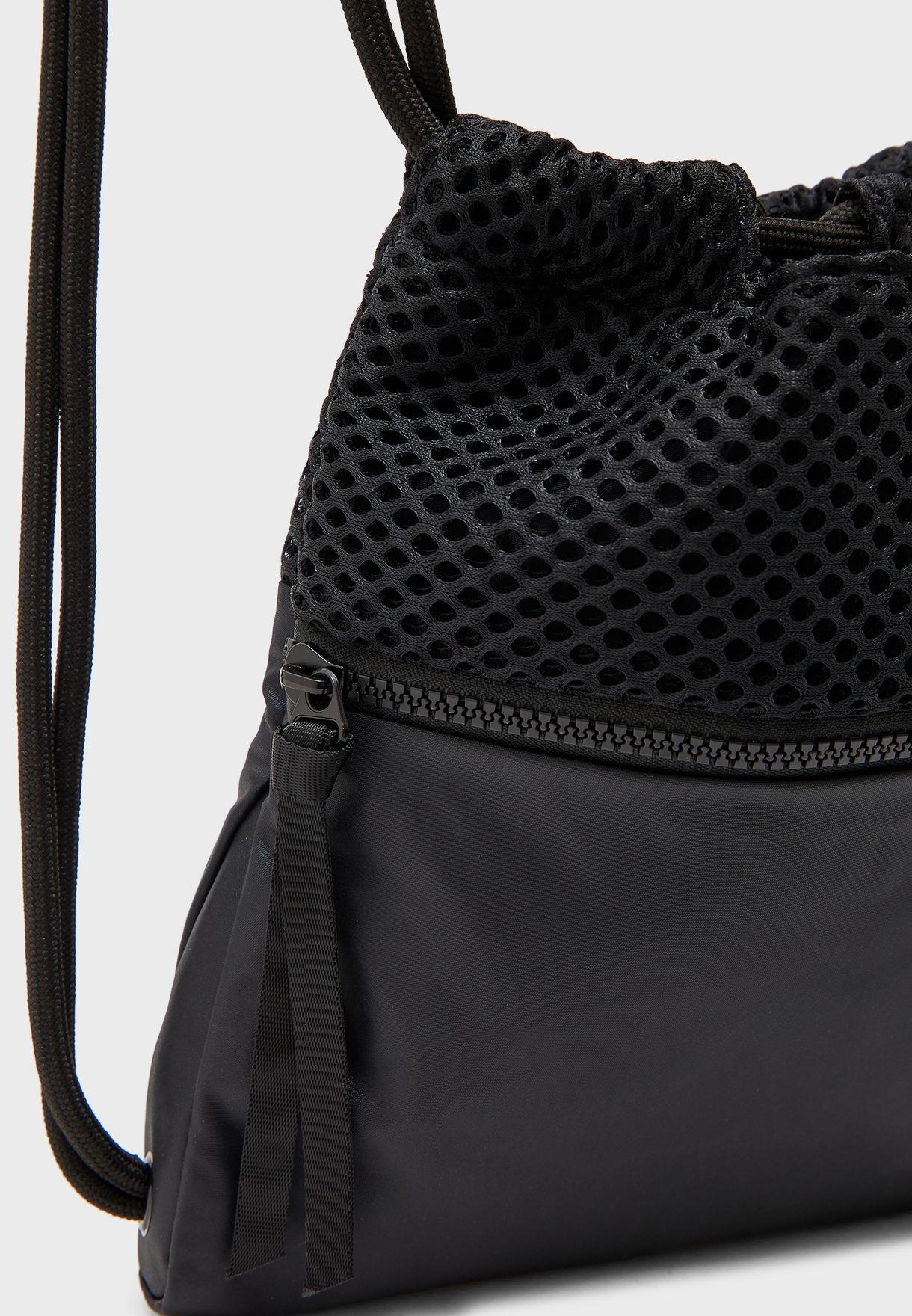 حقيبة جيم بشعار الماركة