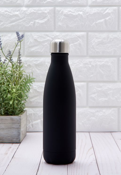 Matte Metal Water Bottle