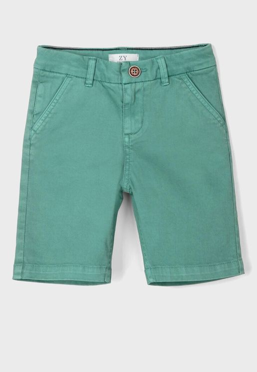 Kids Chino Shorts