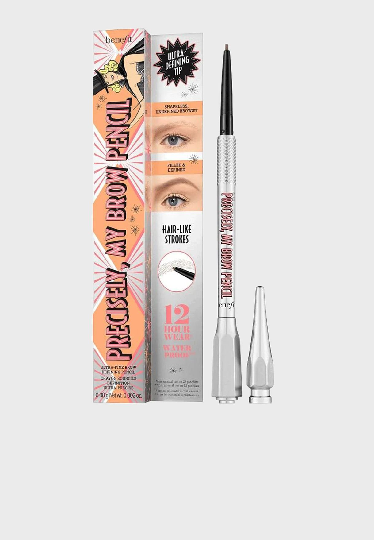 Precisely My Brow Pencil -cool soft black