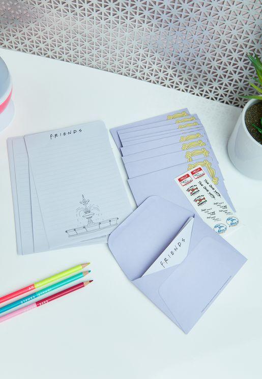 Friends Letter Writing Set