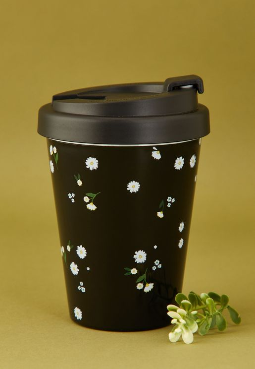 Ditsy Floral Take Me Away Travel Cup