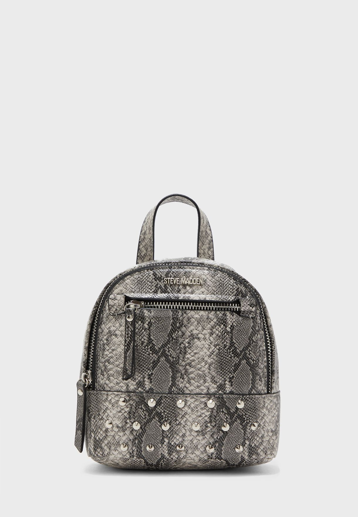 Beverlyhills Front Zip Backpack