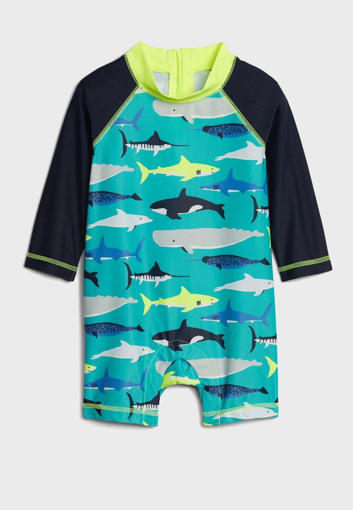 Infant Printed Swimwear