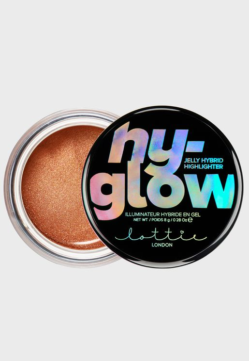 Jelly Highlight Hyper - Rose Gold