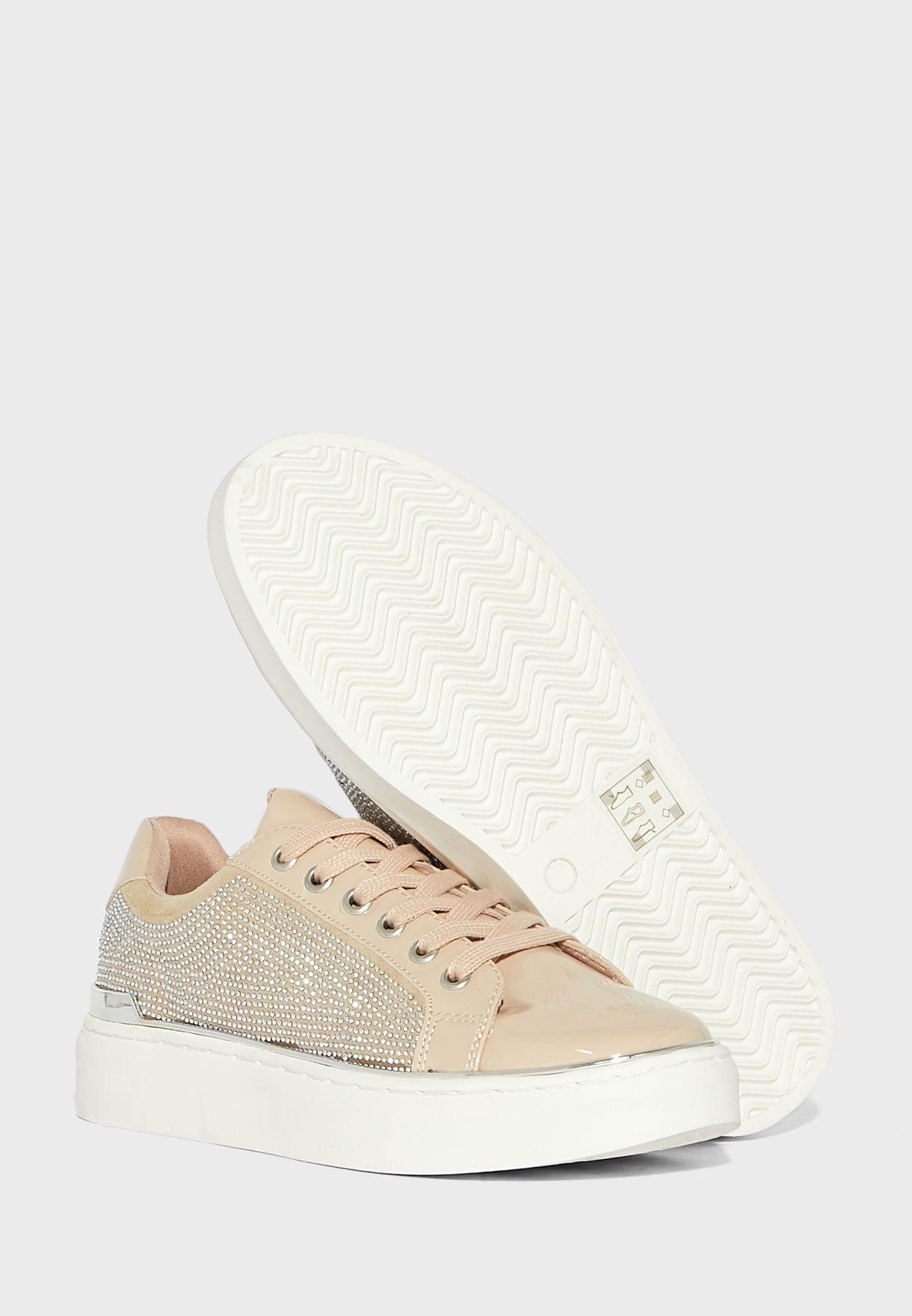 Spark Low Top Sneakers