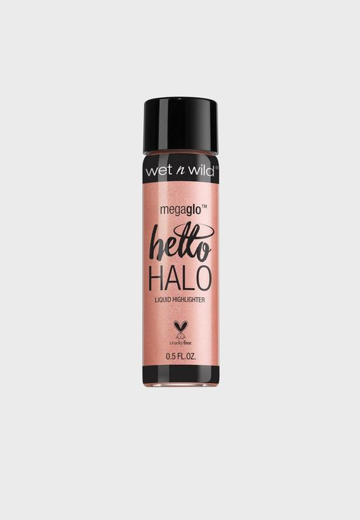Megaglo Liquid Highlighter - Halo Gorgeous