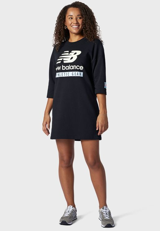 Essential Field Day Fleece Dress