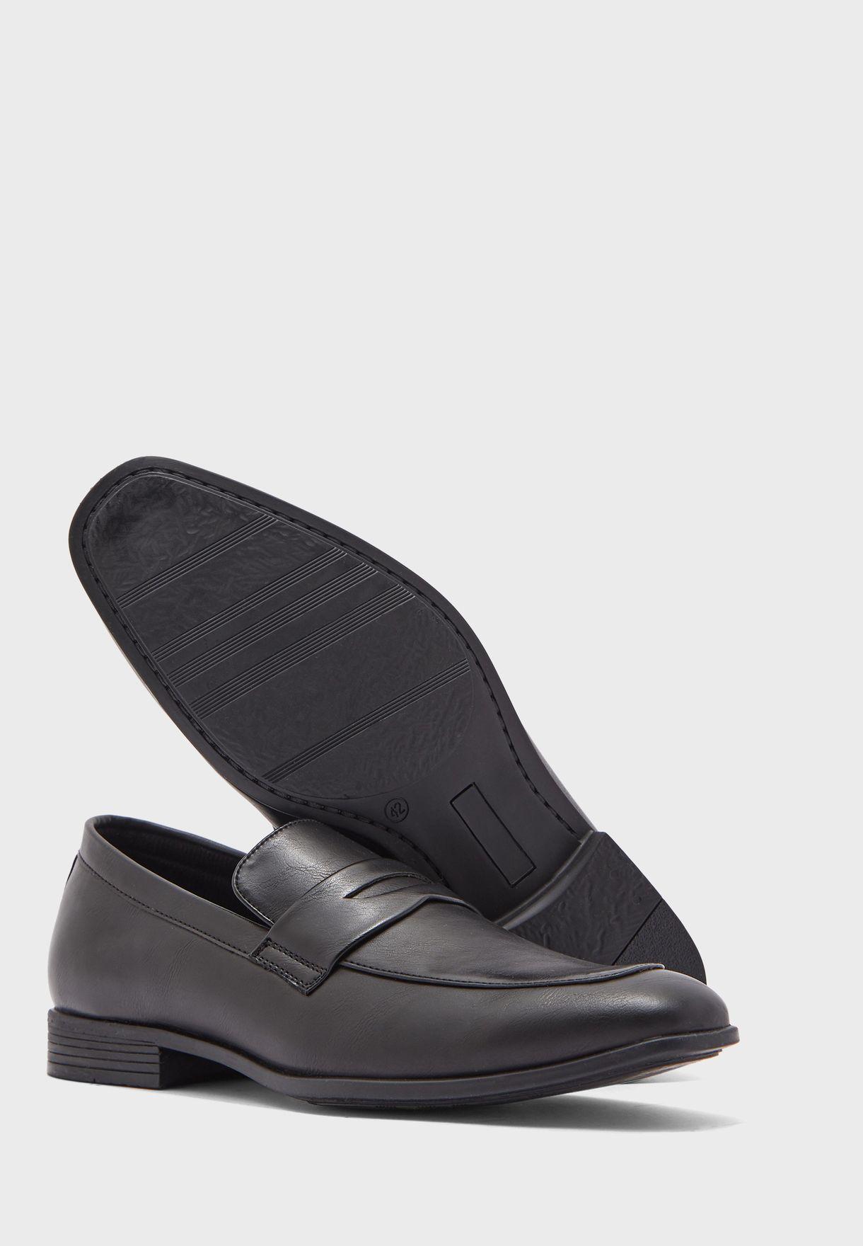 Comfort Gel Insole Formal Slip Ons