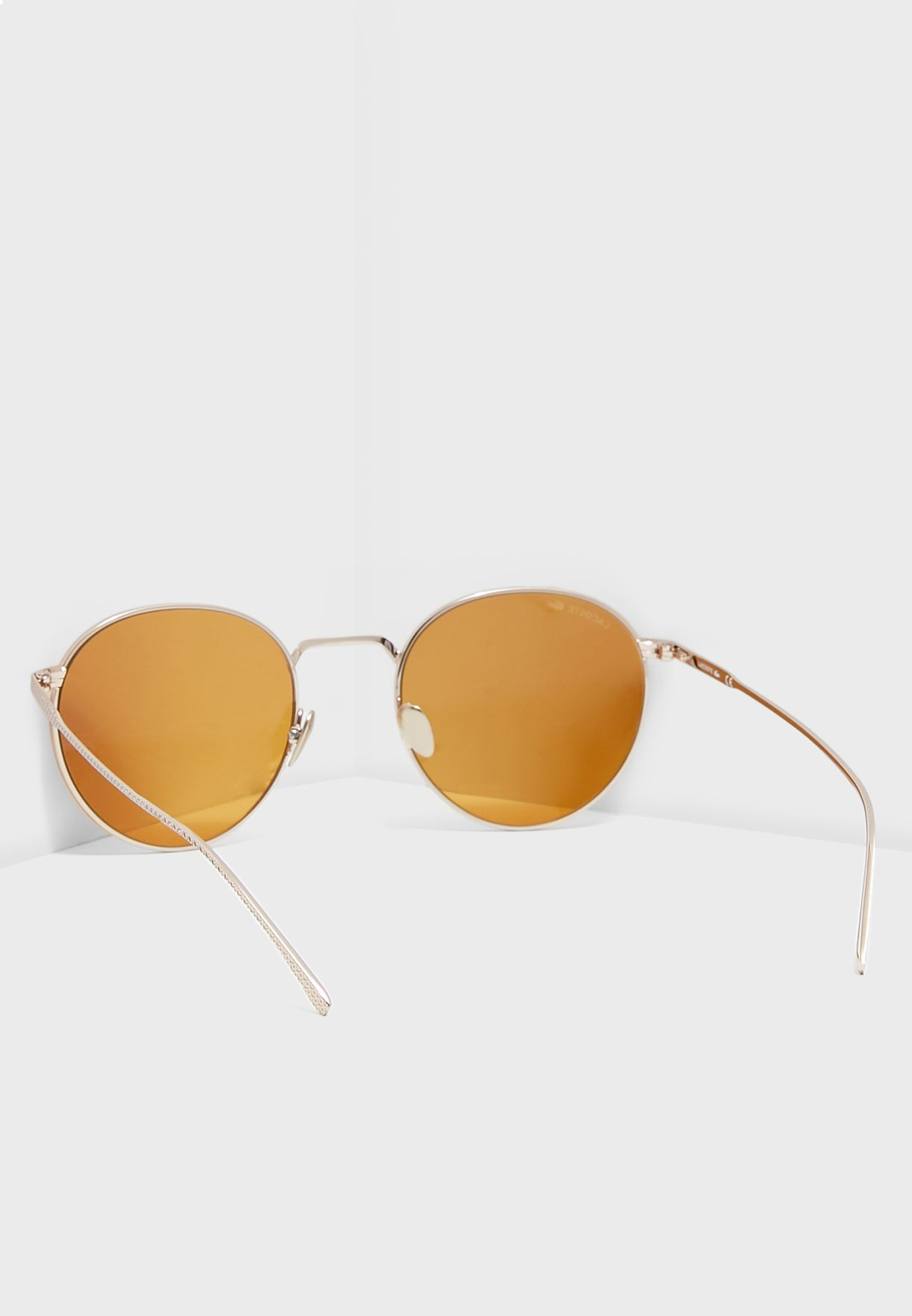 L202SPC Round Sunglasses