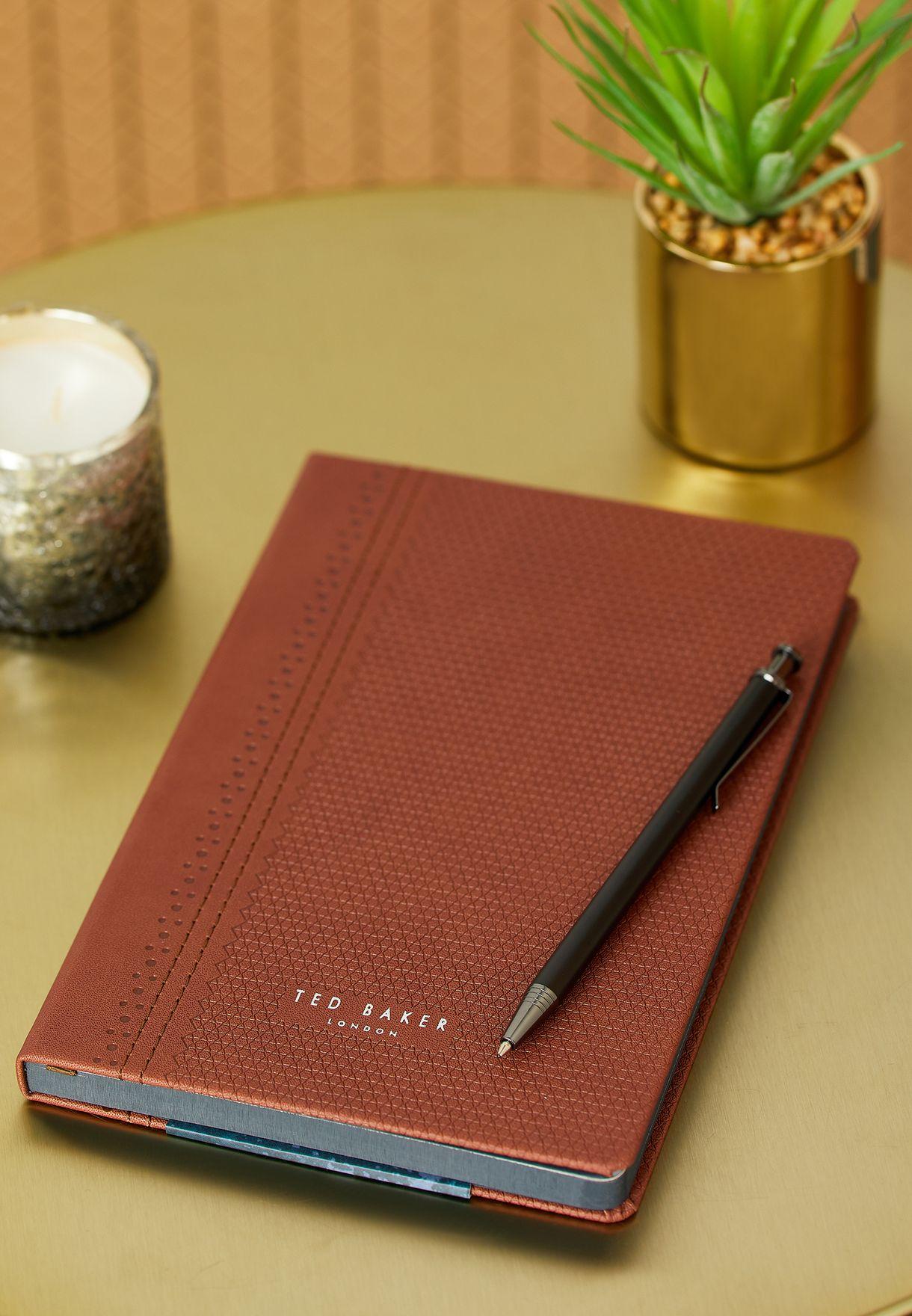 A5 Brogue Notebook