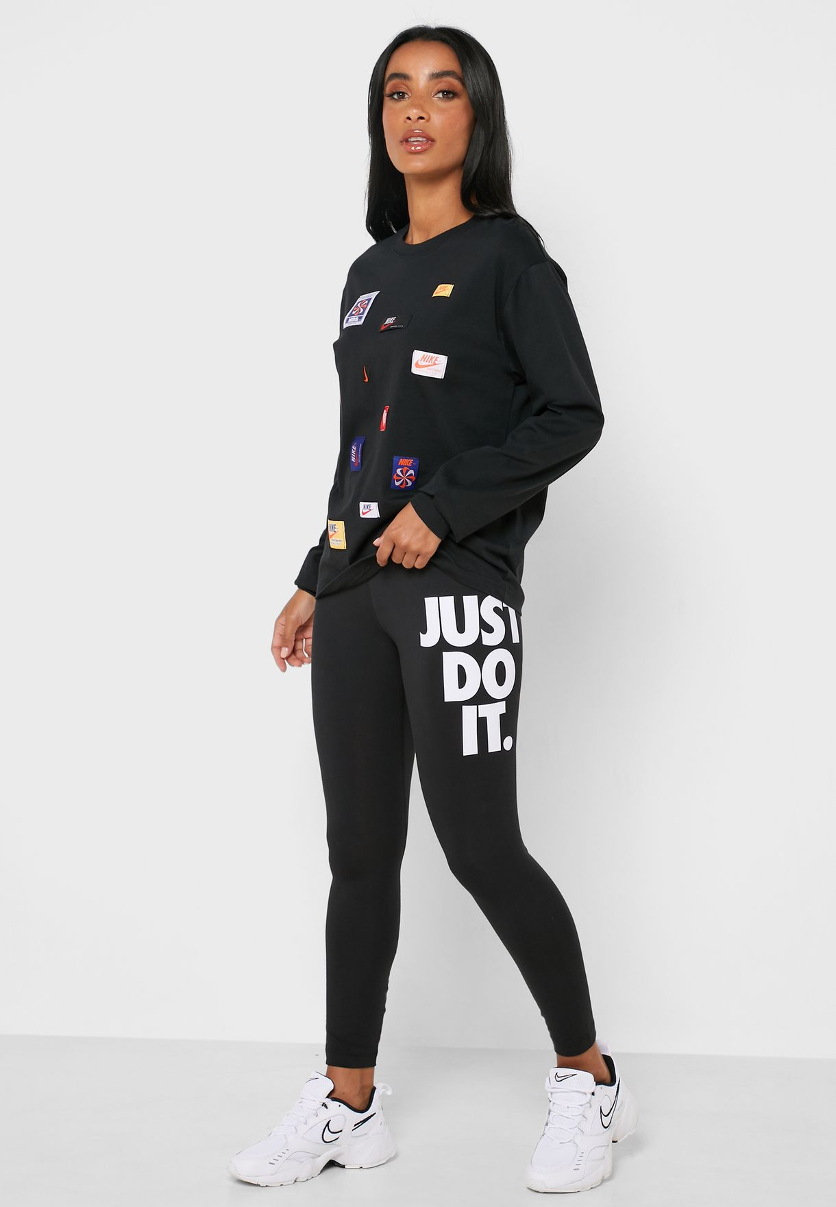 NSW Leg-A-See Just Do It 7/8 Leggings