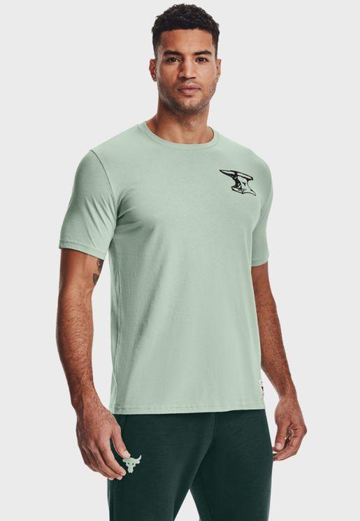 Project Rock Wrecking T-Shirt