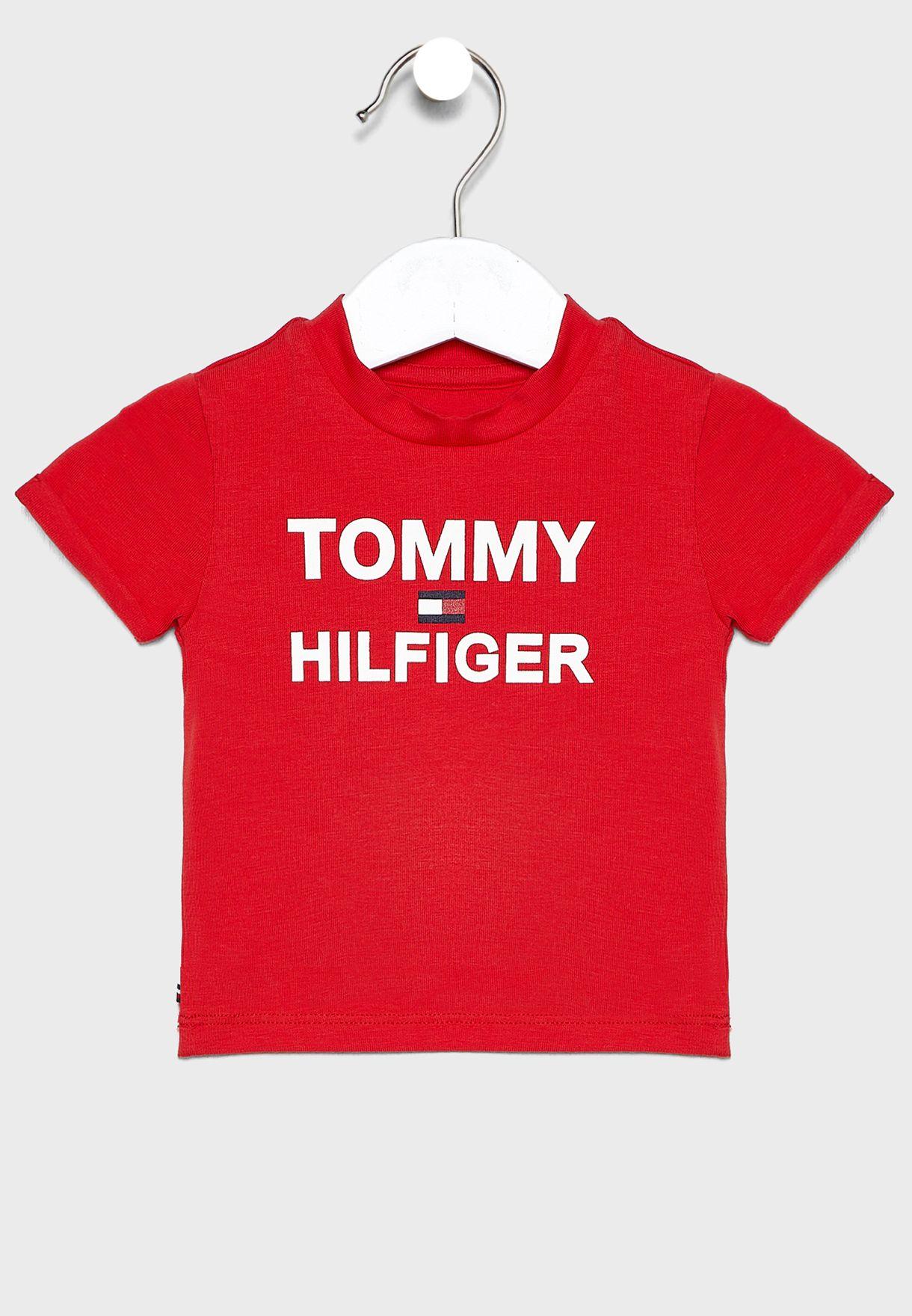Infant Logo T-Shirt + Sweatpants Set