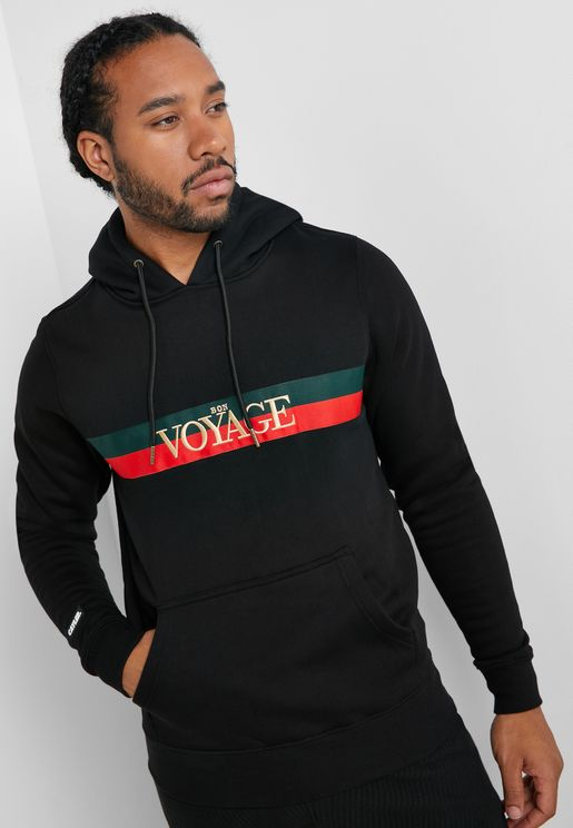 Rich Voyage Hoodie