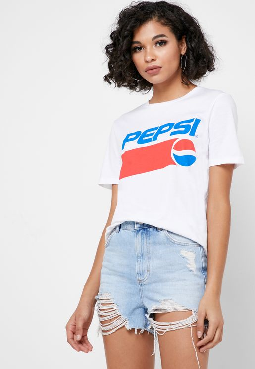 Pepsi Short Sleeve T-Shirt
