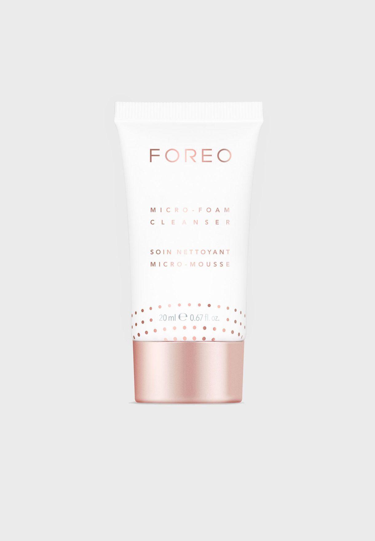 Micro-Foam Cleanser 20ml