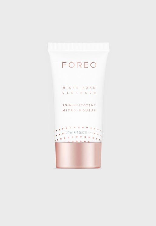 Micro-Foam Cleanser 20ml