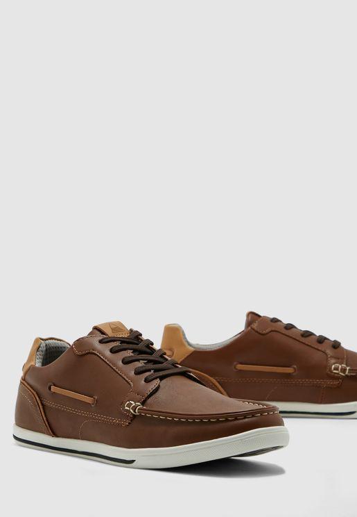 Ongaro Boat Shoes