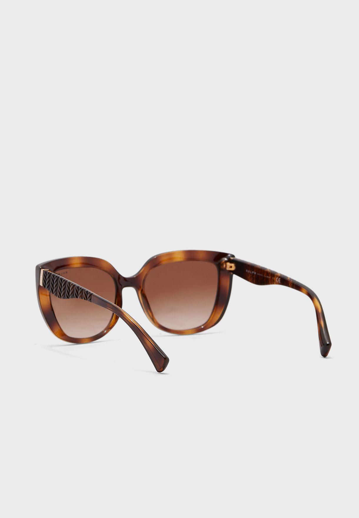 نظارة شمسية بنمط عين القط 0Ra5254