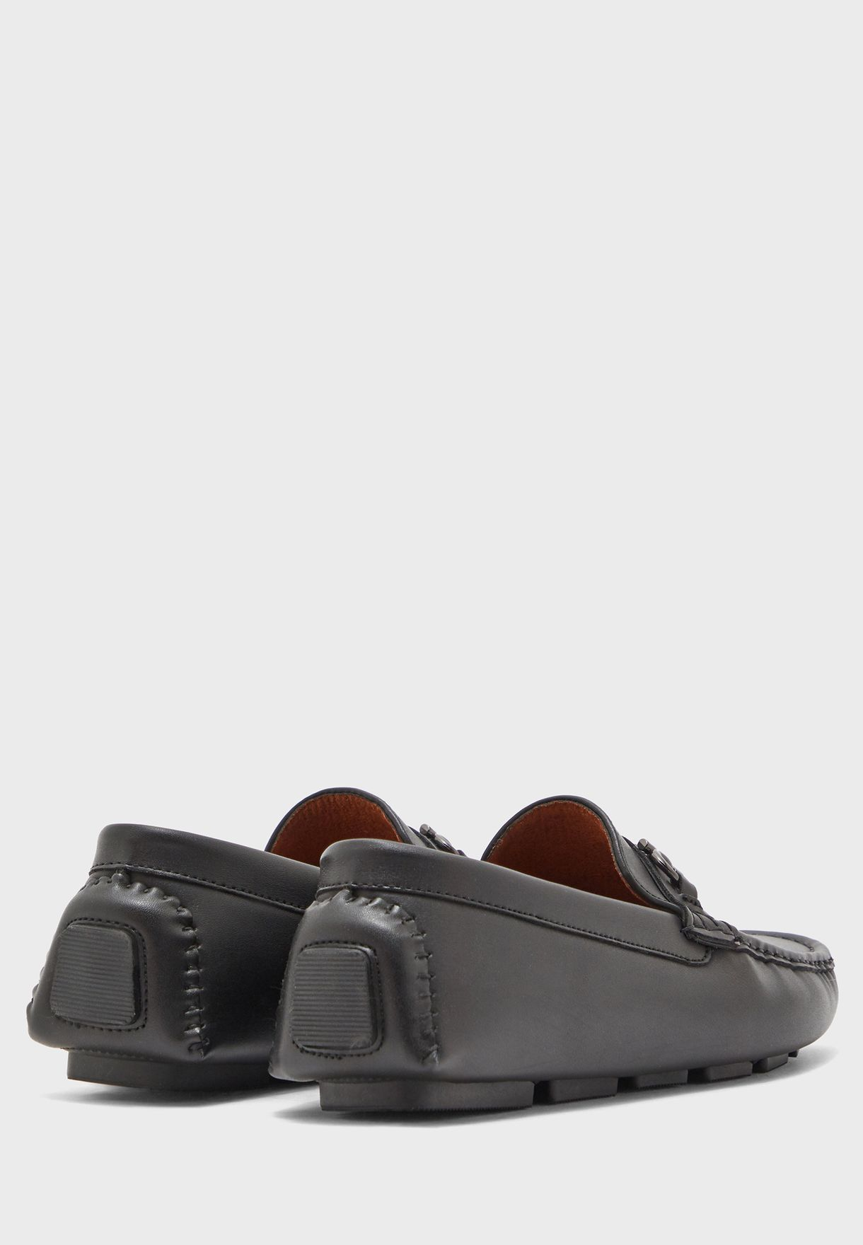 Wide Fit Driver Moccasins