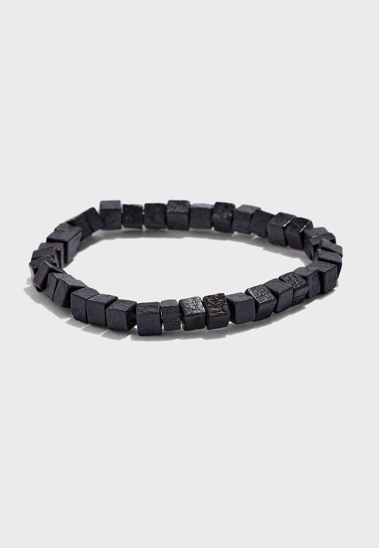 Anchor Stacked Bracelet