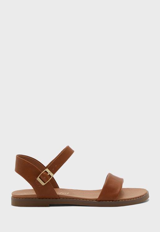 Goldie Flat Sandal