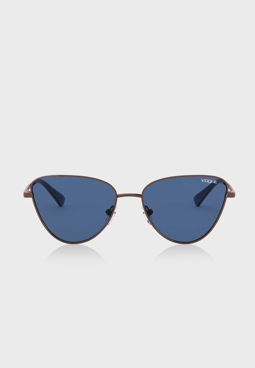 0VO4145SB Aviator Sunglasses