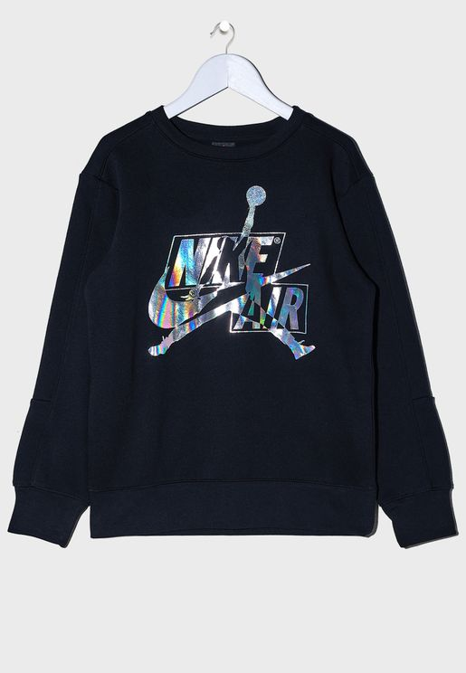 Youth Jordan Jumpman Classics Sweatshirt