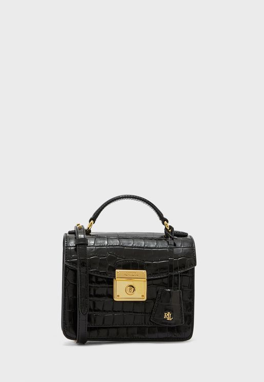 Beckett Top Handle Satchel