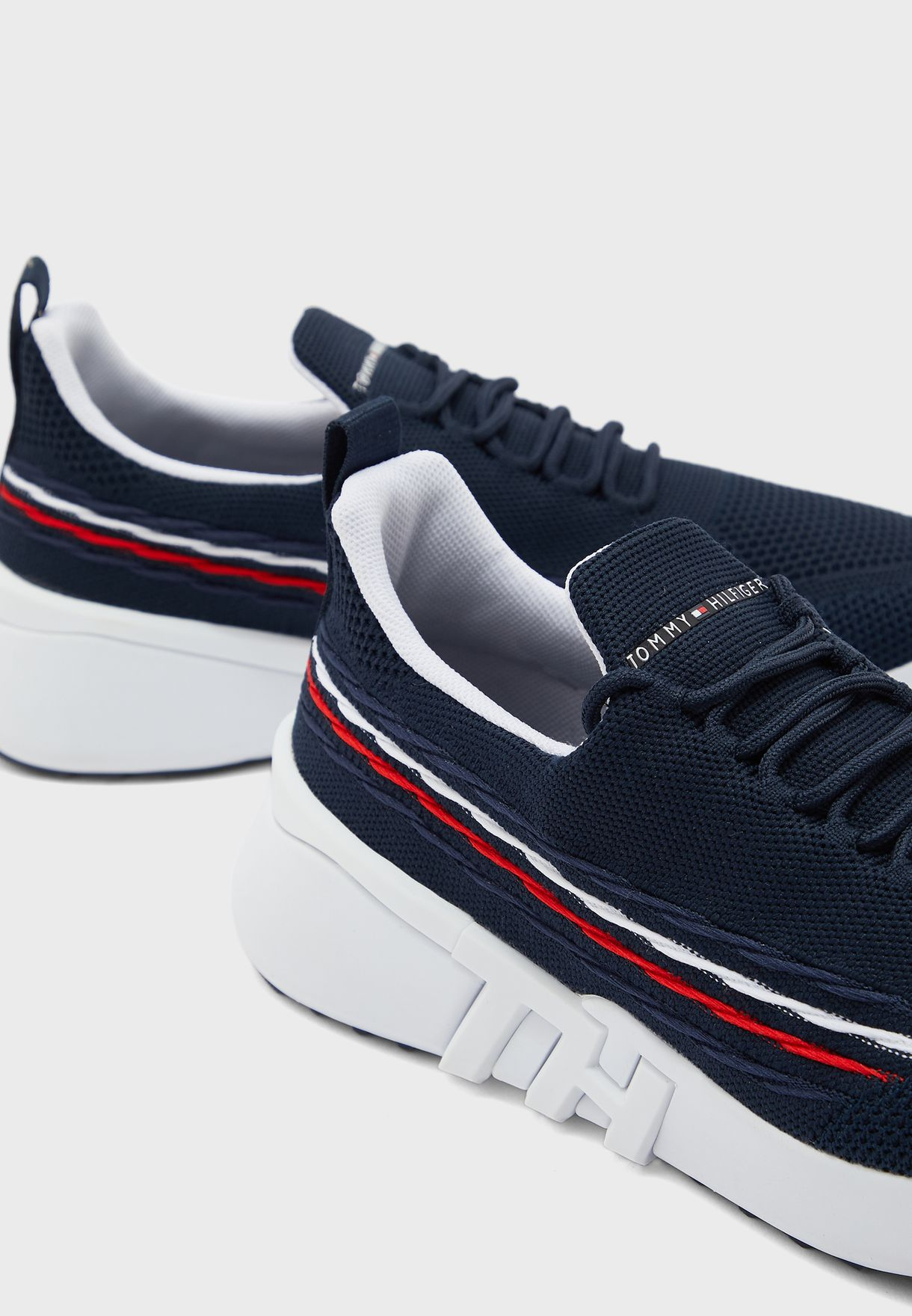 Sustainable Knit Sneakers