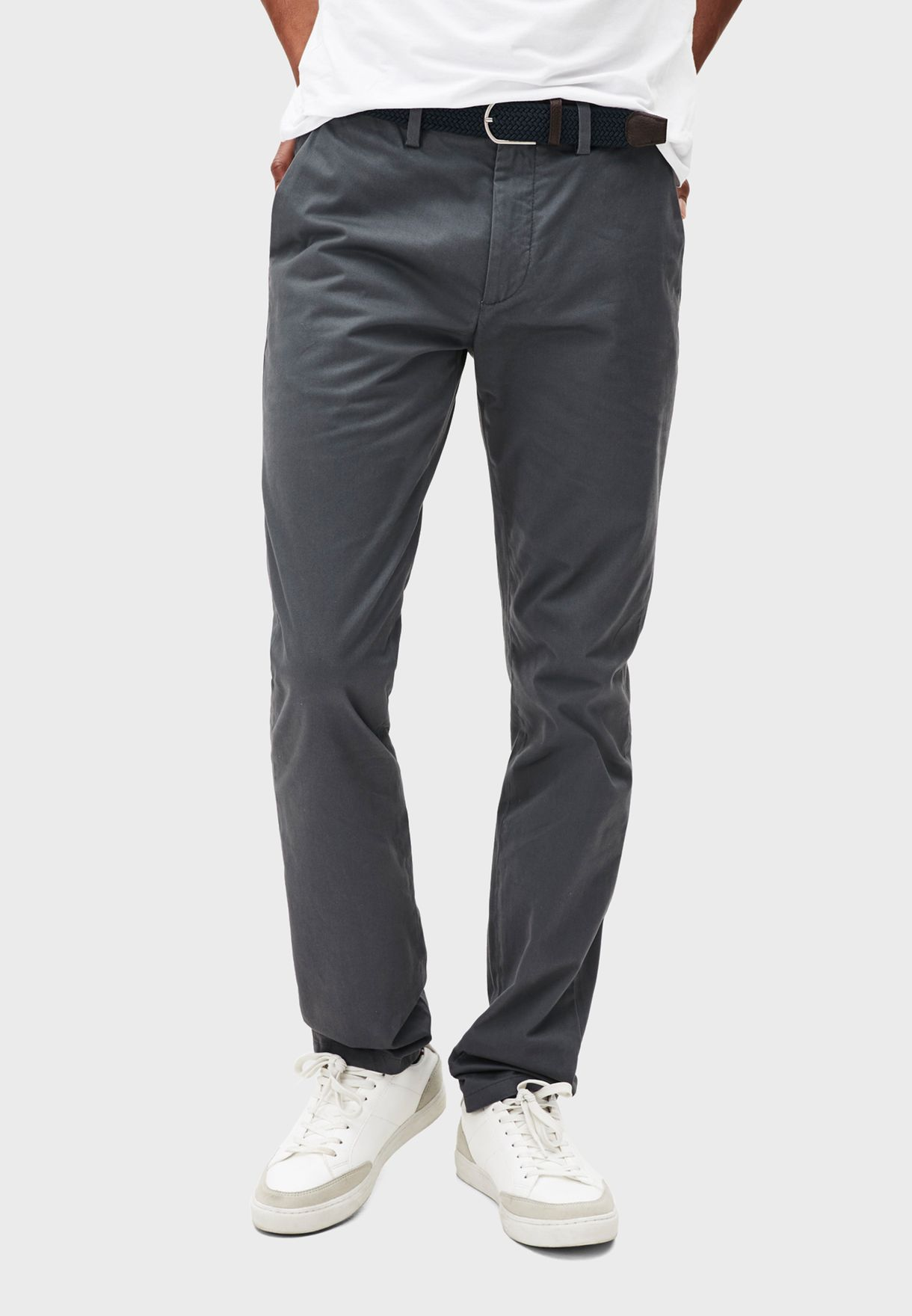 Essential Straight Pants
