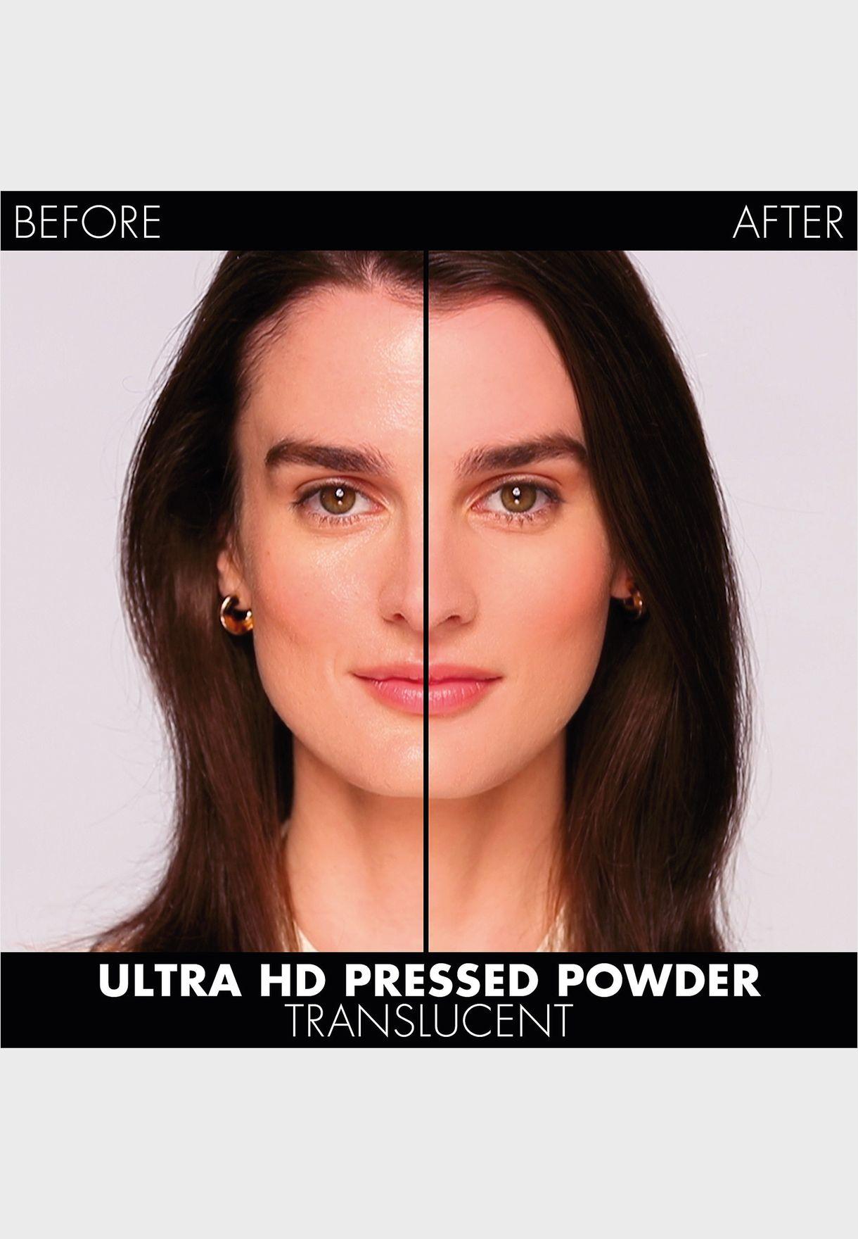 Ultra HD Pressed Powder 01 Translucent