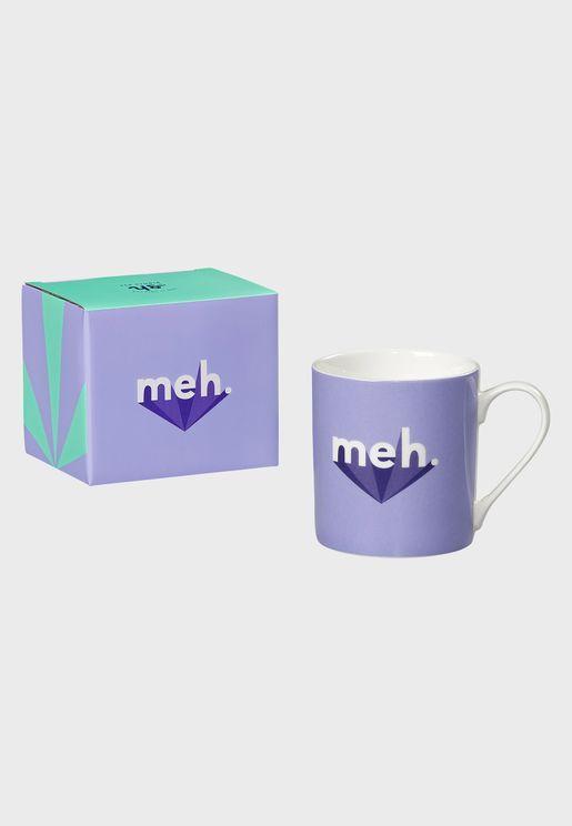 Meh Ceramic Mug